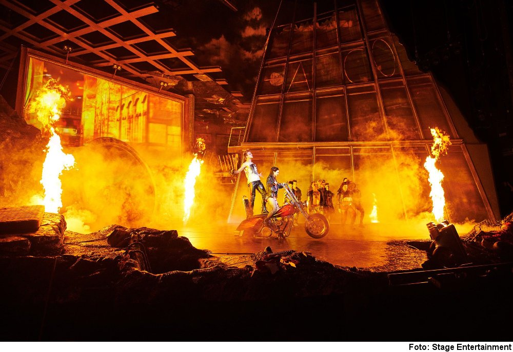 """Bat out of Hell"" (Foto: Stage Entertainment)"