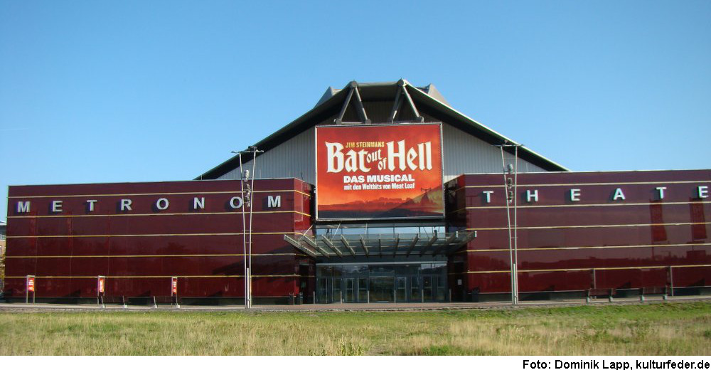 """Bat out of Hell"" in Oberhausen (Foto: Dominik Lapp)"