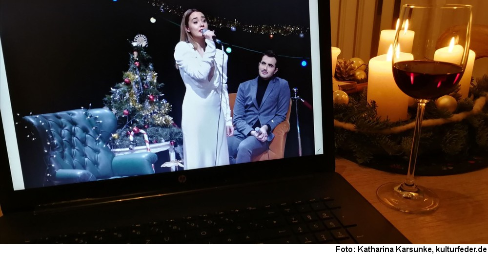 """Judith und Milan - A Christmas Concert"" (Foto: Katharina Karsunke)"