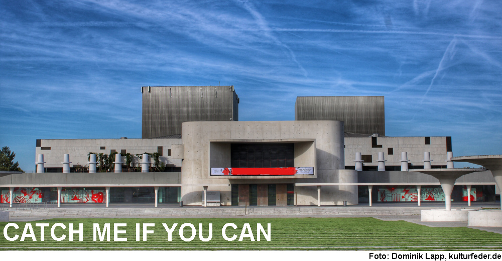 """Catch me if you can"" am Staatstheater Darmstadt (Foto: Dominik Lapp)"
