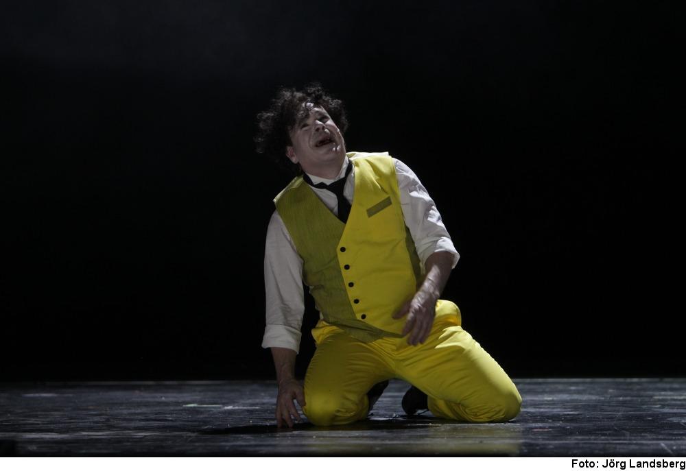 """""""Chaplin"""" Foto: Jörg Landsberg"""