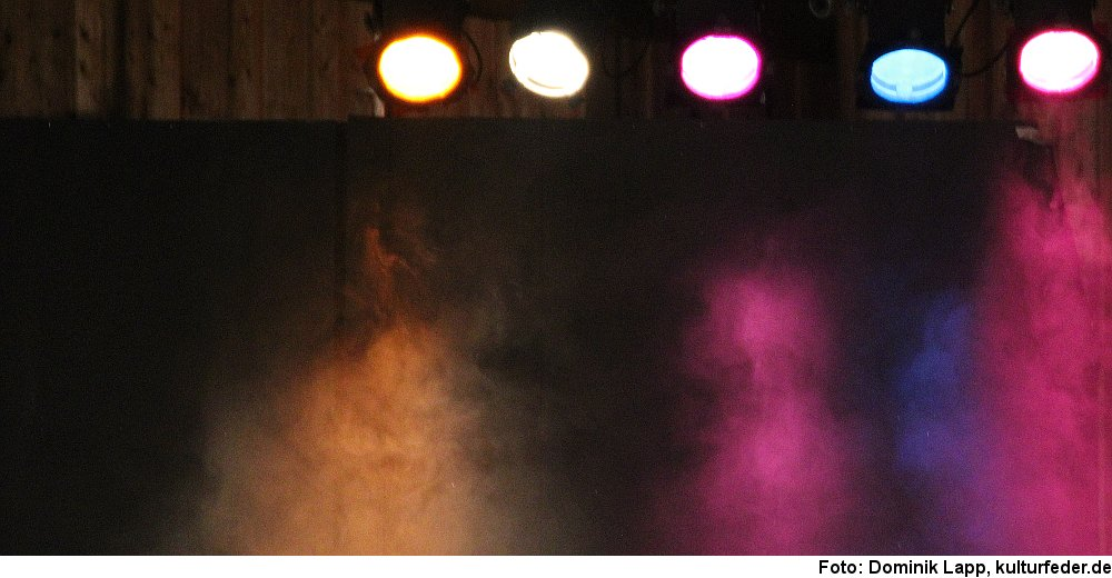 Spotlights (Foto: Dominik Lapp)