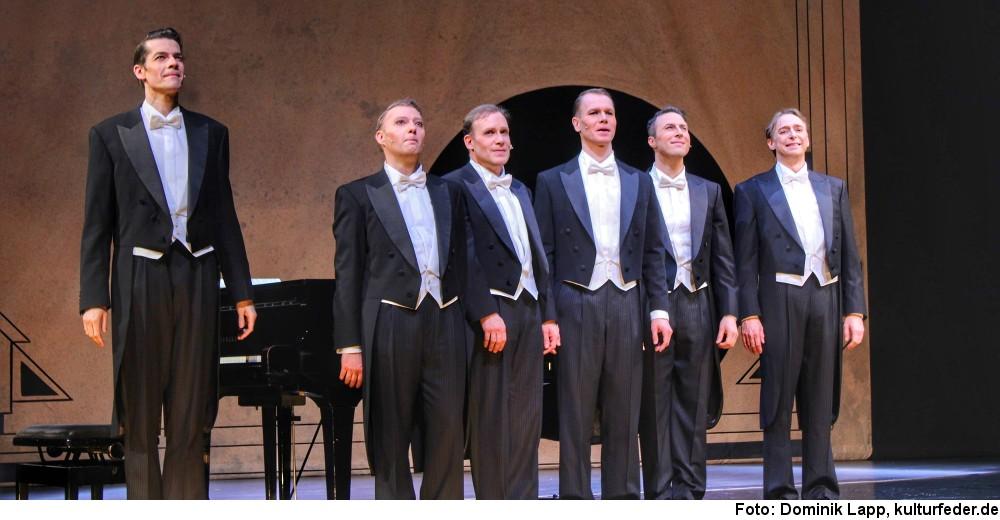 Comedian Harmonists (Foto: Dominik Lapp)
