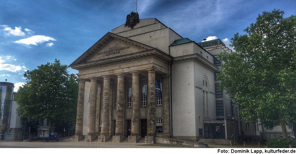 Landestheater Detmold (Foto: Dominik Lapp)