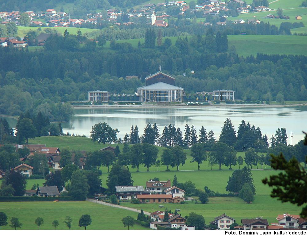 Festspielhaus Füssen (Foto: Dominik Lapp)