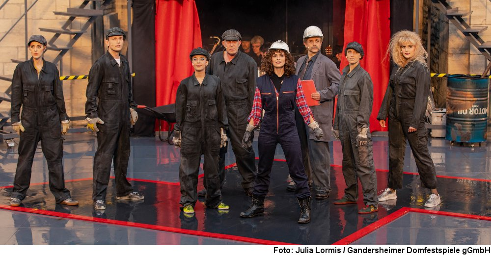 """Flashdance"" (Foto: Julia Lormis)"