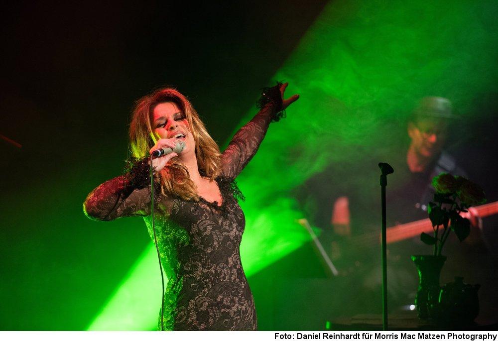 Fortenbacher singt Streisand, Foto: Daniel Reinhardt für Morris Mac Matzen Photography