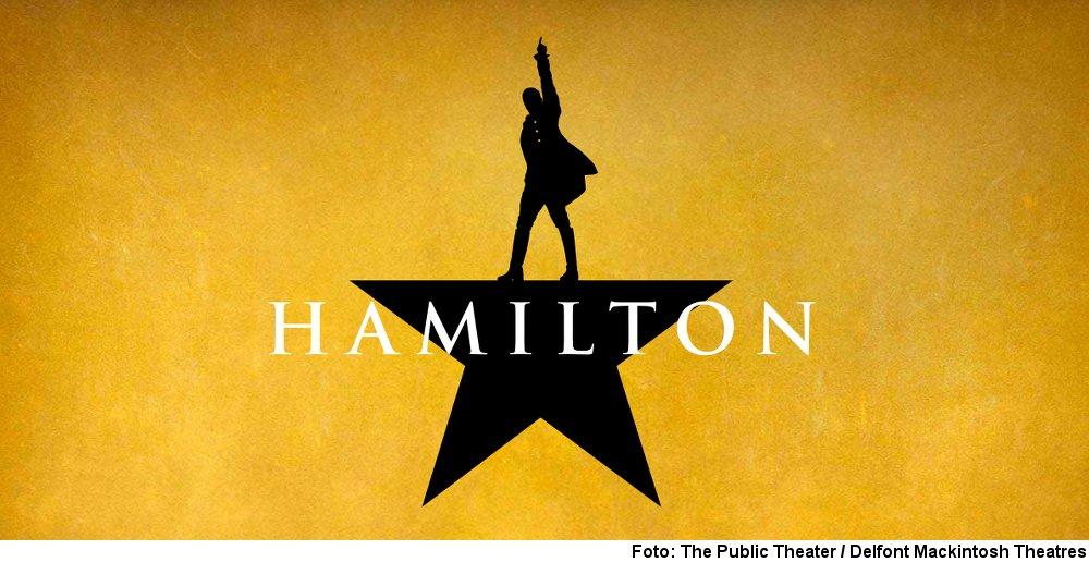 Hamilton, Foto: The Public Theatre / Delfont Mackintosh Theatres