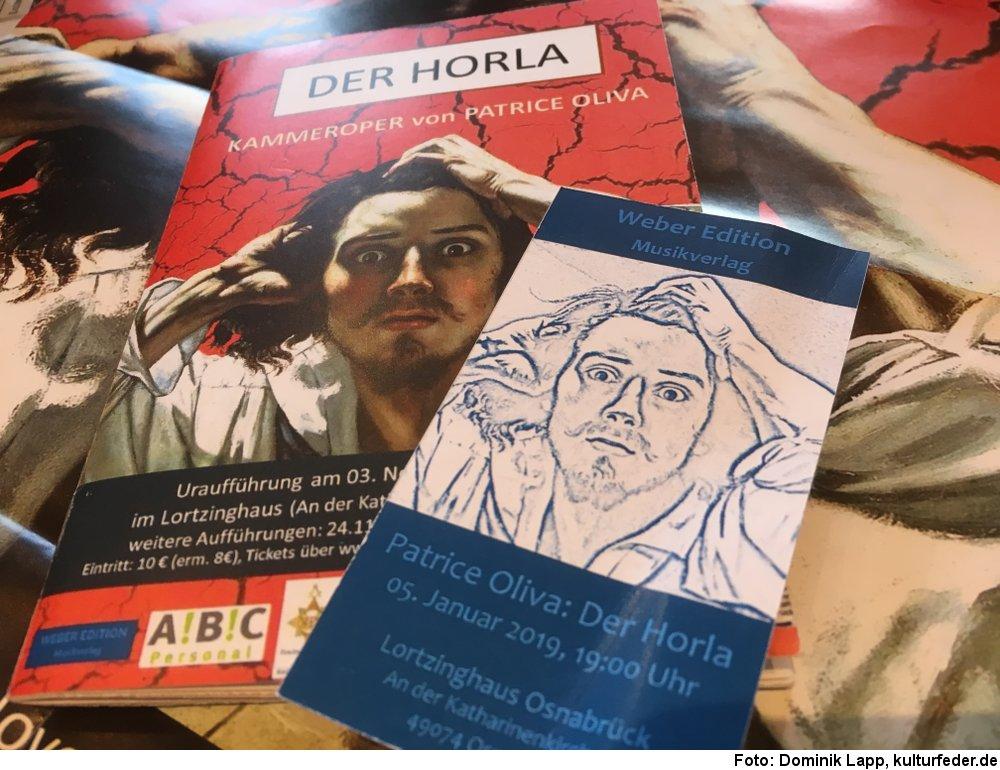 """Der Horla"" (Foto: Dominik Lapp)"