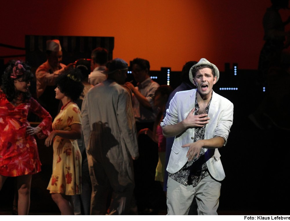 """In the Heights"" Foto: Klaus Lefebvre"