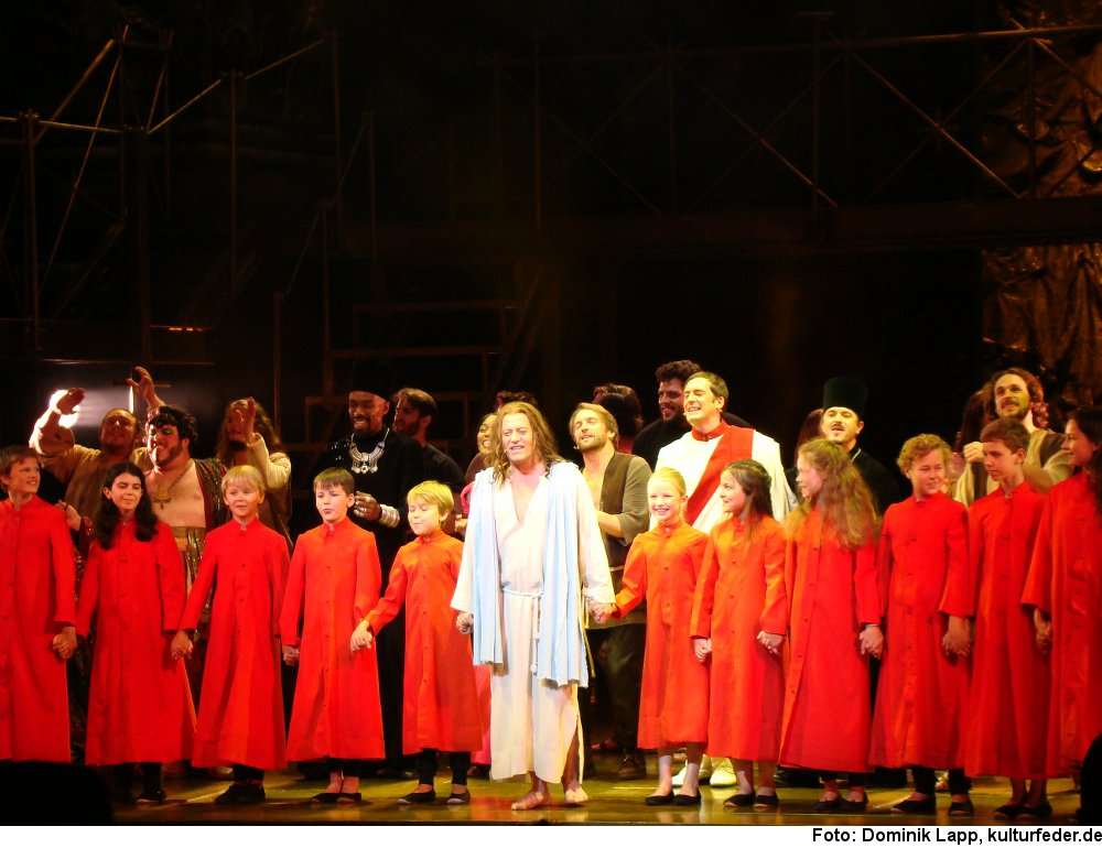 """Jesus Christ Superstar"" Foto: Dominik Lapp"
