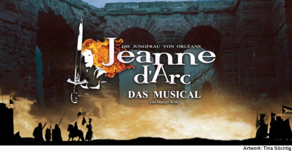 """Jeanne d'Arc"" (Foto: Tina Söchtig)"