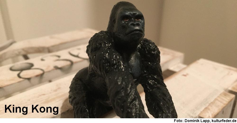 """King Kong"" (Foto: Dominik Lapp)"