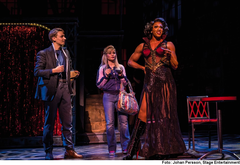 """Kinky Boots"", Foto: Johan Persson, Stage Entertainment"