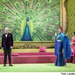 """""""Das Land des Lächelns"""" (Foto: Landestheater Detmold / Marc Lontzek)"""
