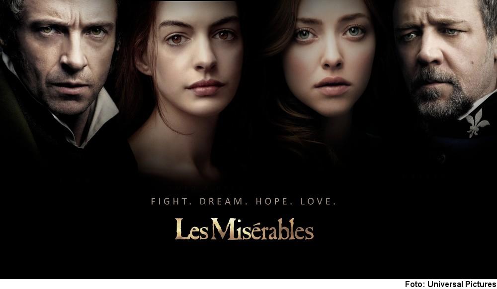 """""""Les Misérables"""", Foto: Universal Pictures"""