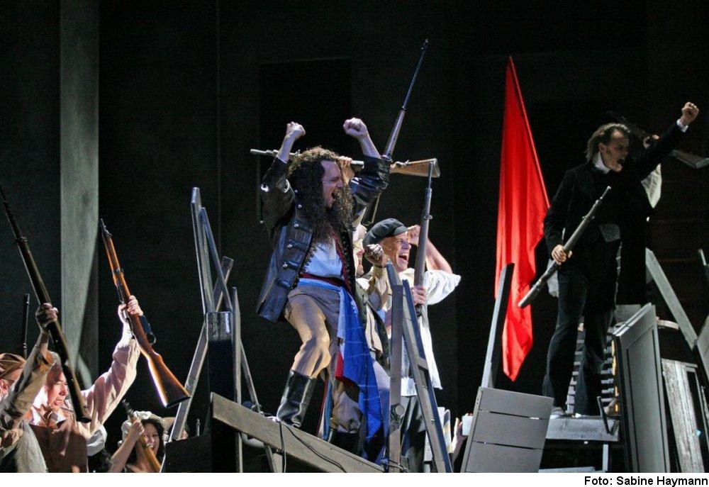 """""""Les Misérables"""", Foto: Sabine Haymann"""