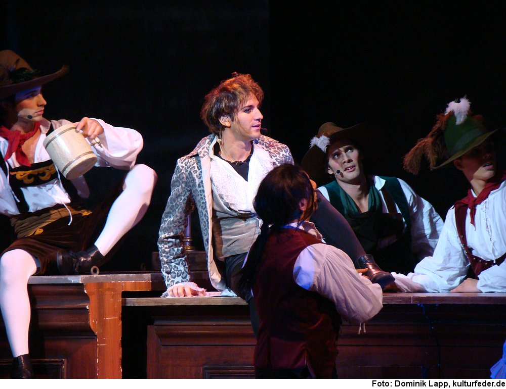 """Mozart - L'Opéra Rock"" Foto: Dominik Lapp"