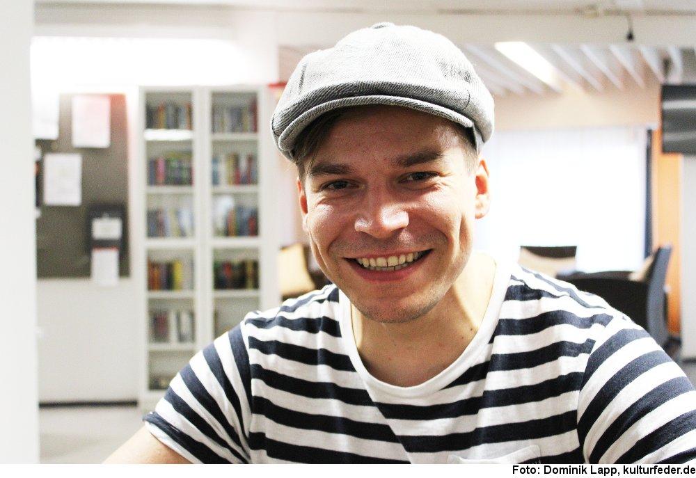 Benjamin Oeser (Foto: Dominik Lapp)