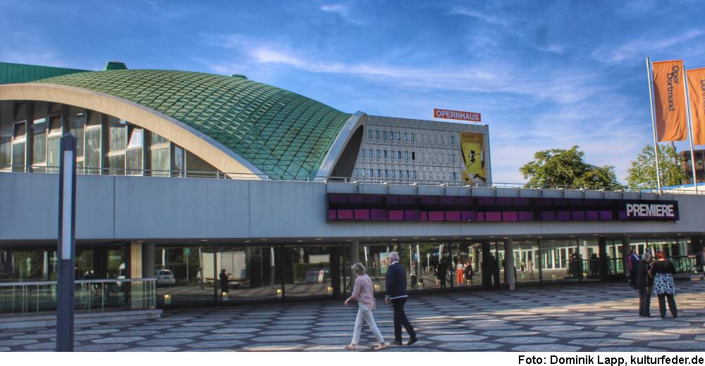 Opernhaus Dortmund (Foto: Dominik Lapp)