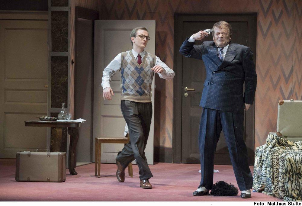 """Otello darf nicht platzen"" Foto: Matthias Stutte"