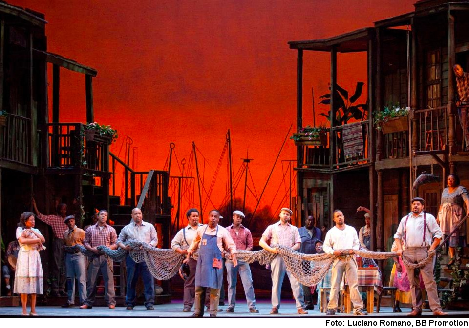 """Porgy & Bess"", Foto: Luciano Romano, BB Promotion"