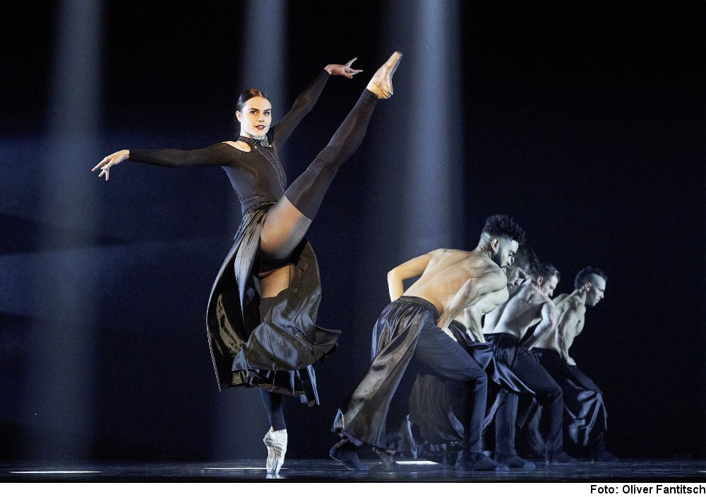 """Rock the Ballet"" (Foto: Oliver Fantitsch)"