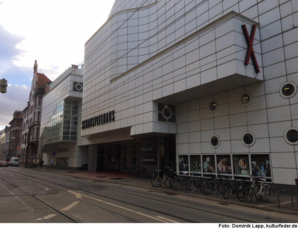 Schauspielhaus Hannover, Foto: Dominik Lapp