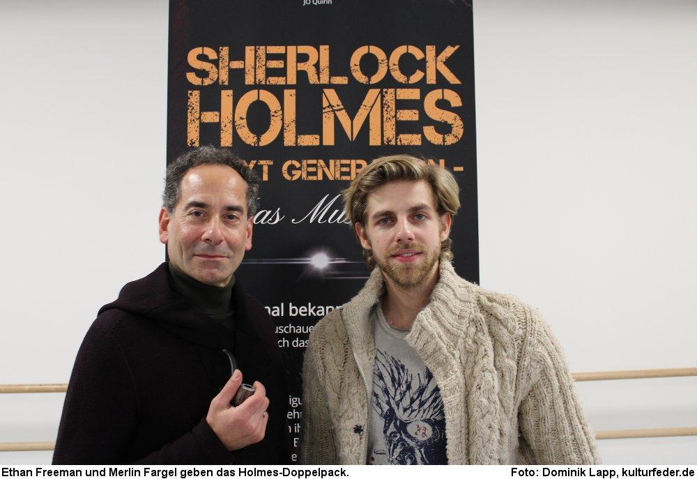 """Sherlock Holmes – Next Generation"" (Foto: Dominik Lapp)"