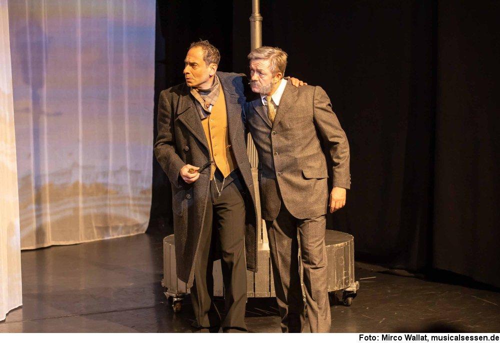 """Sherlock Holmes – Next Generation"" (Foto: Mirco Wallat, musicalsessen.de)"