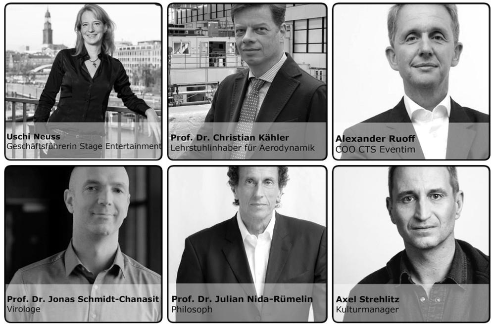 Symposium Kultur ohne Mindestabstand