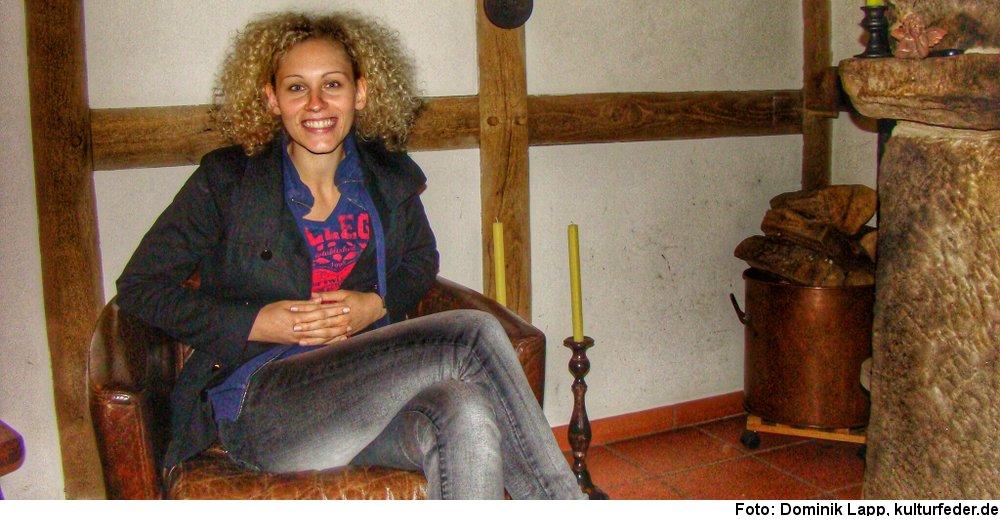 Sabrina Weckerlin (Foto: Dominik Lapp)